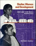Shelter, Women and Development: First and Third World Perspectives by Hemalata C. Dandekar