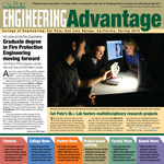 Engineering Advantage, Spring 2010 by College of Engineering