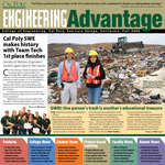 Engineering Advantage, Fall 2009