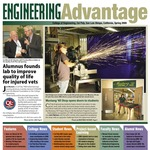 Engineering Advantage, Spring 2009 by College of Engineering
