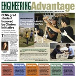 Engineering Advantage, Fall 2008 by College of Engineering