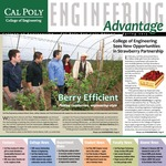 Engineering Advantage, Spring 2013 by College of Engineering