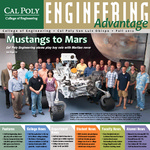 Engineering Advantage, Fall 2012