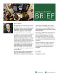 College of Liberal Arts Brief, Fall 2013