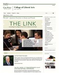 The Link, Winter 2014 by College of Liberal Arts