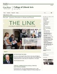 The Link, Summer 2014 by College of Liberal Arts