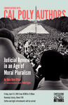 Judicial Review in an Age of Moral Pluralism by Ron Den Otter