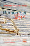 Remember Love by Jody Lisberger