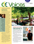 Voices, Winter 2009 by Computer Science and Software Engineering Department