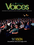 Voices, Spring 2011 by Computer Science and Software Engineering Department