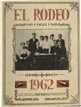 1962 El Rodeo by California Polytechnic State University - San Luis Obispo