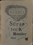 1934 El Rodeo