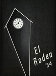 1954 El Rodeo by California Polytechnic State University - San Luis Obispo