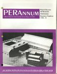 PERAnnum, 1990-1991 by Physical Education/Recreation Administration Department