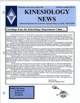 Kinesiology News, Spring 2006 by Kinesiology Department