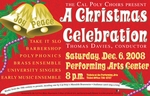 "Cal Poly Choirs ""A Christmas Celebration"" Concert"