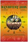 Bandfest 2008 concert flyer by Music Department - California Polytechnic State University - San Luis Obispo