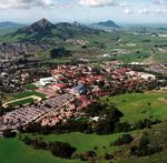 Aerial Shot of Cal Poly, San Luis Obispo