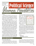Alumni Newsletter, Fall 2007 by Political Science Department