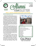 Alumni Newsletter, 2012-2013 by Political Science Department