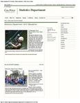 Statistics Department 2012 Newsletter