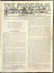 The Polygram, November 13, 1918