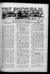The Polygram, November 3, 1920