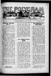 The Polygram, May 25, 1921