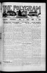 The Polygram, May 3, 1922