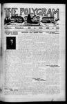 The Polygram, May 17, 1922