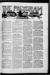 The Polygram, November 5, 1925