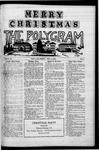 The Polygram, December 9, 1925
