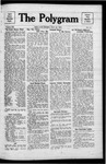 The Polygram, May 12, 1927