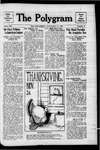 The Polygram, November 18, 1927
