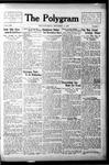 The Polygram, December 9, 1927
