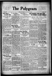 The Polygram, January 27, 1928
