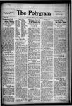 The Polygram, December 7, 1928