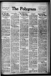 The Polygram, January 18, 1929