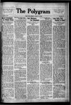 The Polygram, April 19, 1929