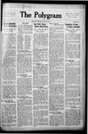 The Polygram, November 15, 1929