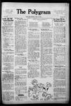 The Polygram, November 27, 1929