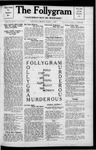 The Follygram, April 1, 1927