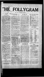 The Follygram, May 1, 1930