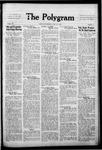 The Polygram, January 31, 1930