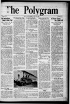 The Polygram, October 10, 1930