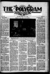 The Polygram, November 6, 1931