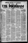 The Polygram, May 11, 1932