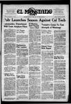 El Mustang, September 22, 1939
