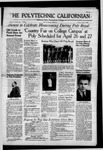 The Polytechnic Californian, April 5, 1940