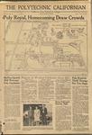 The Polytechnic Californian, April 26, 1940